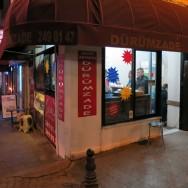 Döner Kızılkayalar Istanbul Turkey