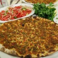 Lahmacun Tatbak Istanbul Turkey