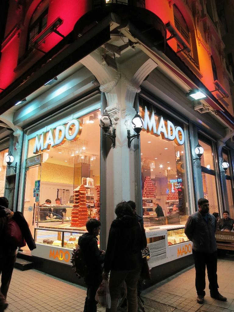 Mado Istanbul Turkey