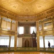 Semahane Whirling Dervish Museum Istanbul Turkey