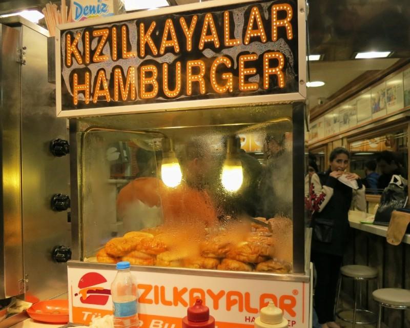 Soggy Burgers Kızılkayalar Istanbul Turkey