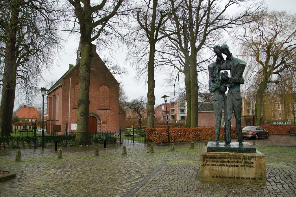 Vincent van GoghHuis Zundert - Birthplace