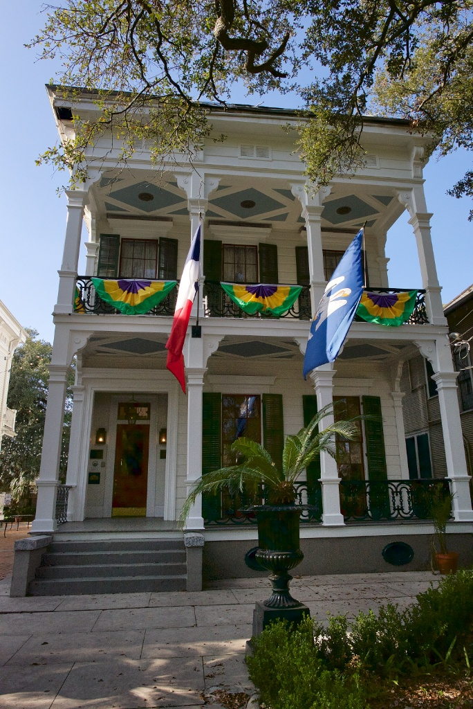 Things to do in new orleans visit the degas house for Things to see new orleans