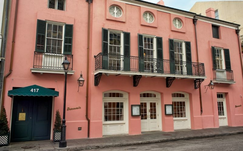 Brennan's Restaurant New Orleans