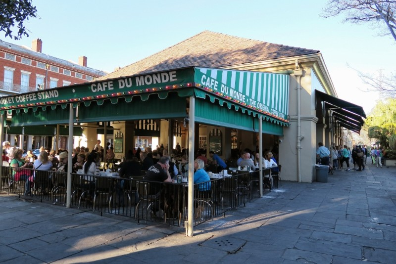Free things to do in new orleans explore the french market for Restaurant cuisine du monde paris