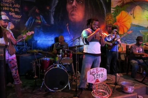 Cafe Negril Menu New Orleans