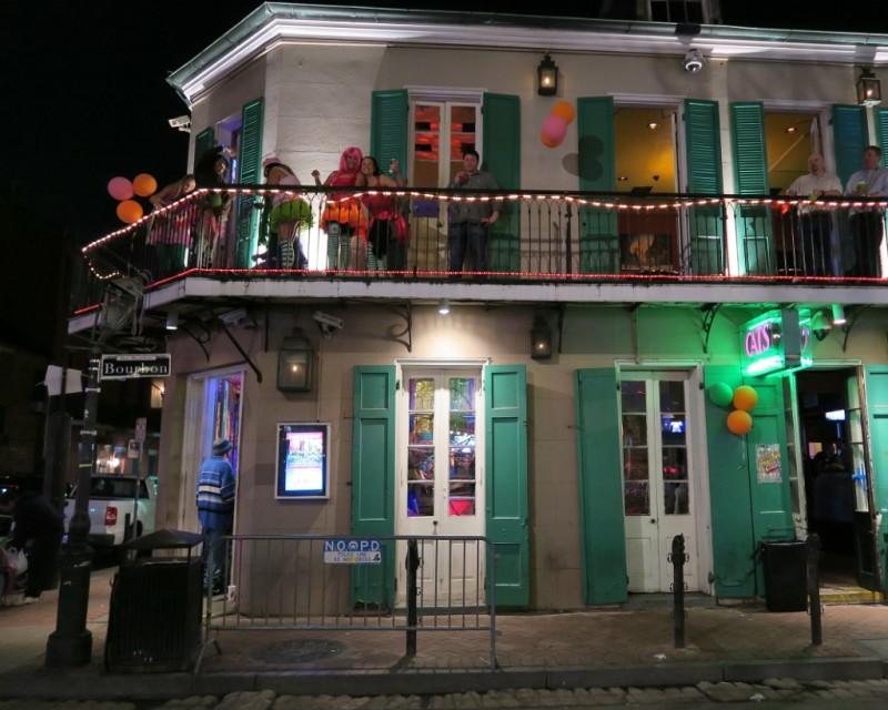 Bourbon Street Travel Guide
