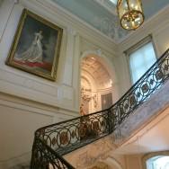Main Stairway BELvue Museum Brussels Belgium