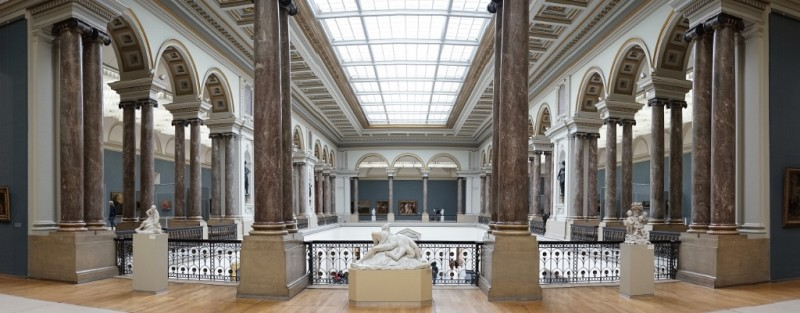 Beaux Arts Interior Design Plans things to do in brussels, tour the musée old masters museum