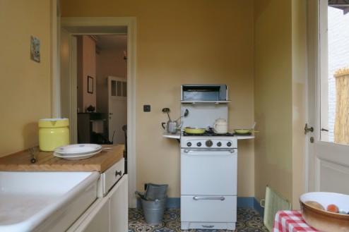Kitchen Rene Magritte Museum Jette Brussels Belgium