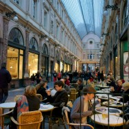 Passage Galeries Saint Hubert Brussels