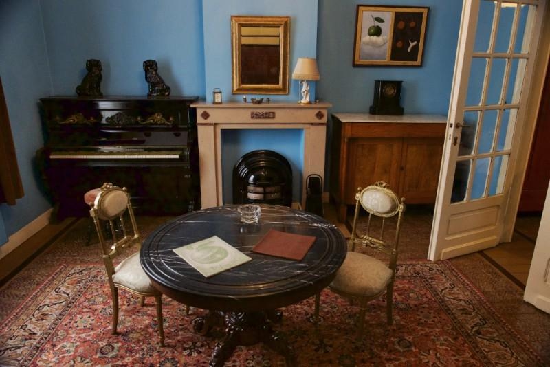 Sitting Room Rene Magritte Museum Jette Brussels Belgium