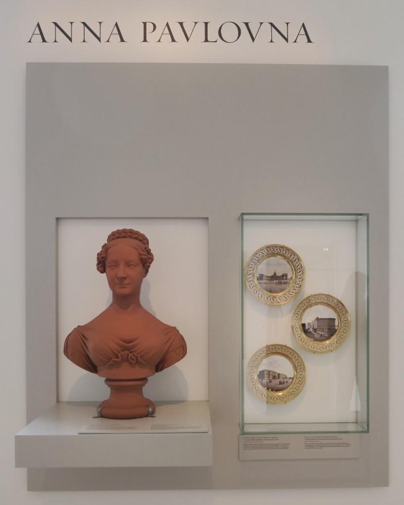 Bust of Anna Pavlovna Hermitage Amsterdam