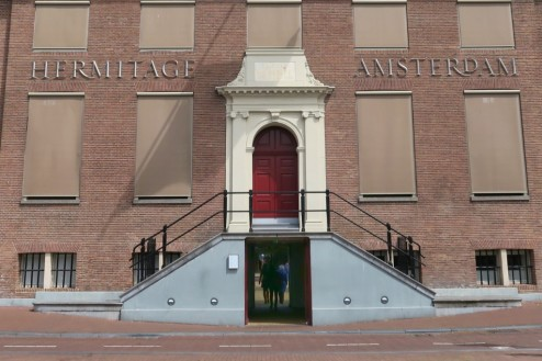 Ossenpoort Hermitage Amsterdam