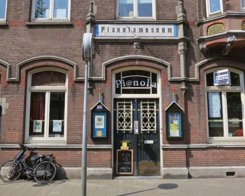 Pianola Museum Amsterdam