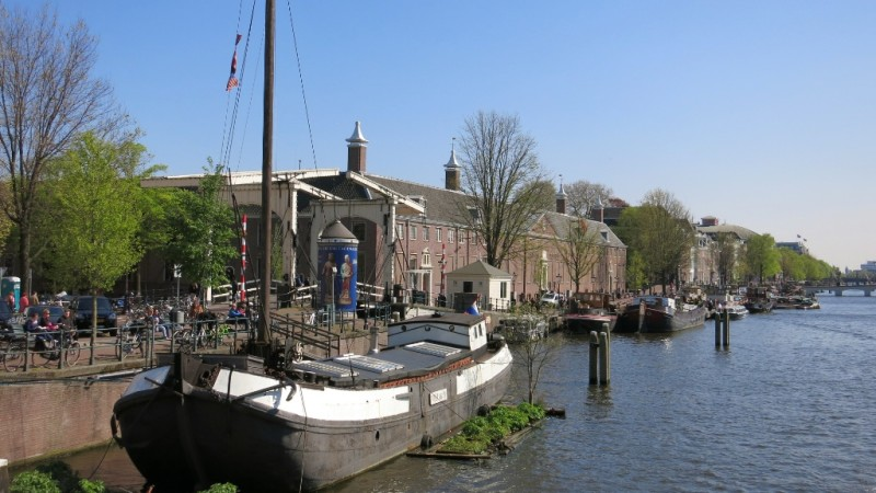 The Hermitage Situated on the banks of the Amstel River