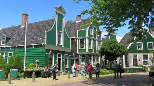 Albert Heijn Museum Zaanse Schans Holland