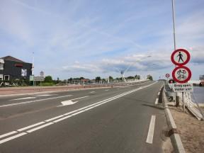 Bridge to Zaanse Schans Holland