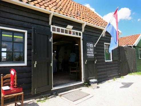 Cocoa Lab Exterior Zaanse Schans Holland