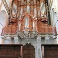 Main Organ Oude Kerk Amsterdam