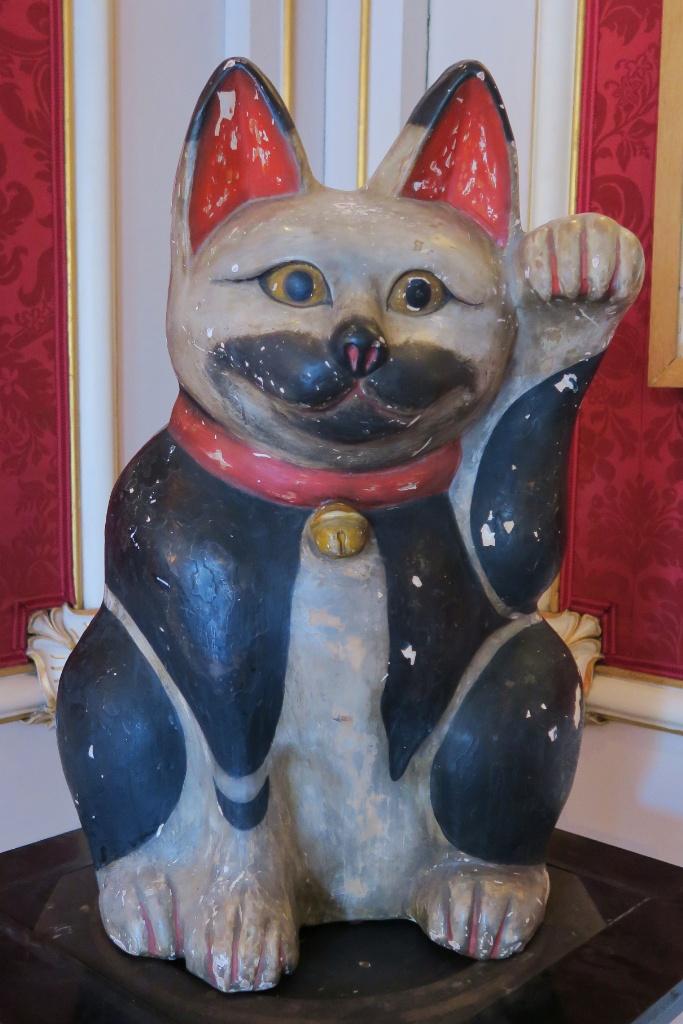 Maneki Neko Kattenkabinet Amsterdam