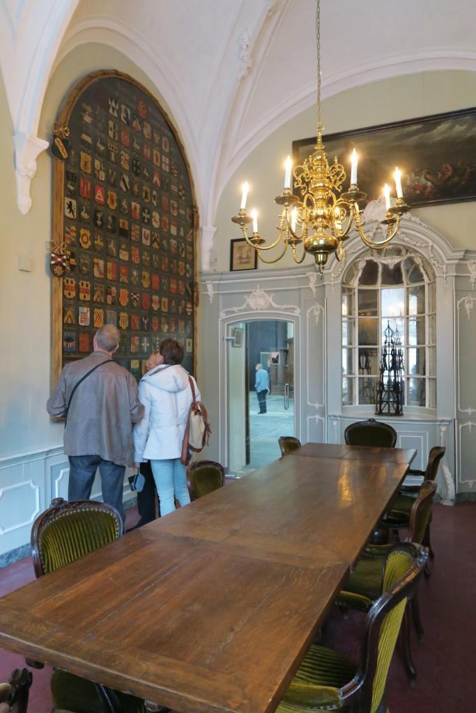 Wardens Room Oude Kerk Amsterdam
