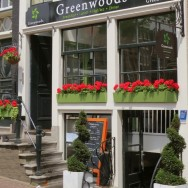 Greenwoods Tea Room Amsterdam