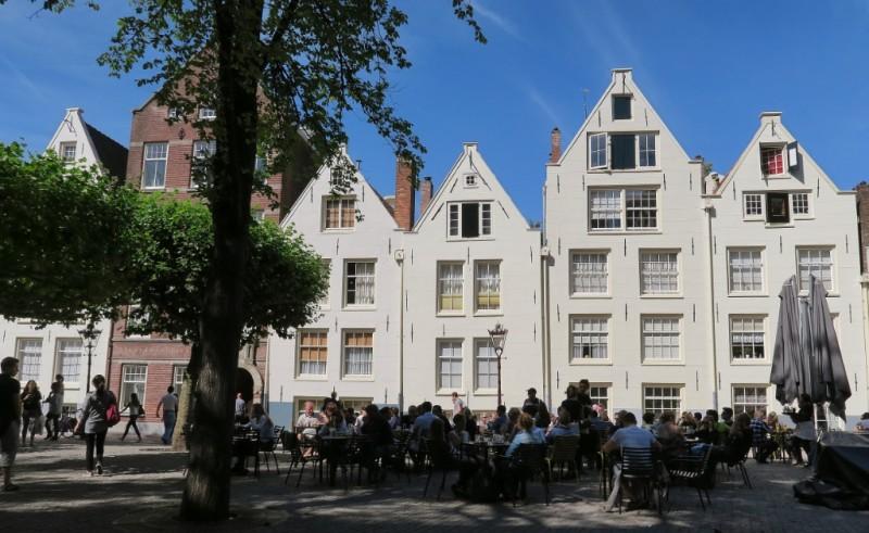 Het Spui Amsterdam