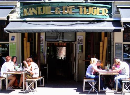 Kantjil & de Tijger Restaurant Amsterdam