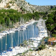 Port Miou Marina Cassis France