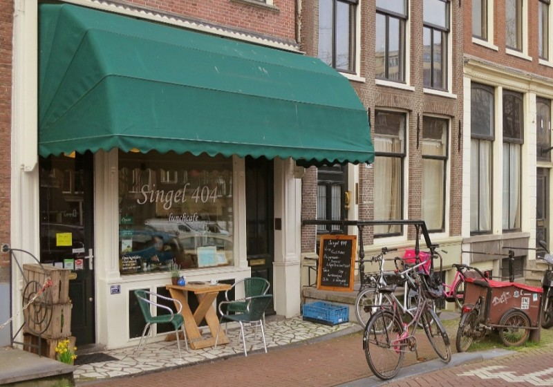 Singel 404 Amsterdam