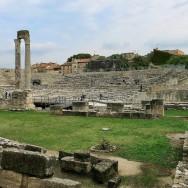 Antique Theatre Arles France