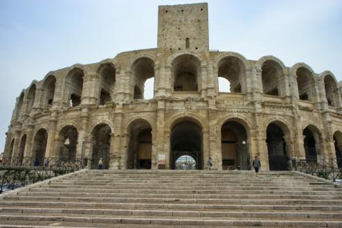 Ampitheatre Arles