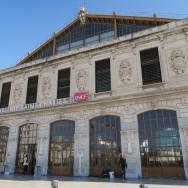 Train Station Marseille France