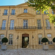 Aix en provence - Hotel de caumont aix en provence ...