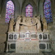 Sarcophagus and Tomb Monument Church of Saint Trophime Arles France