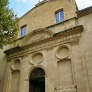 Chapel of the White Penitents Aix en Provence France