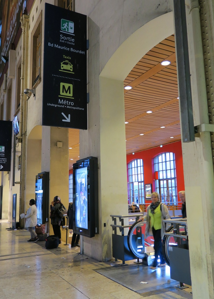 The easiest way from marseille provence airport to the city - Distance gare saint charles port marseille ...