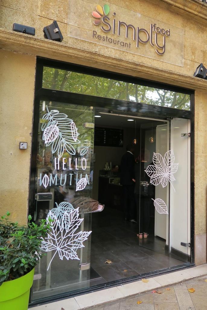 Restaurant Rue Des Cardeurs Aix En Provence