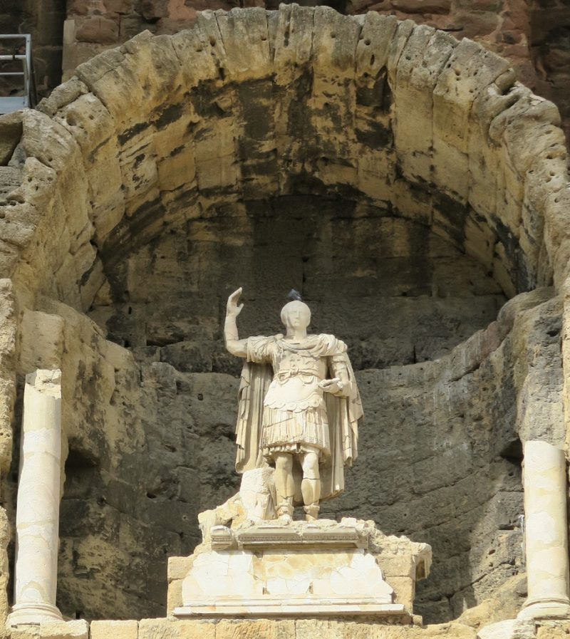 Things to do in Orange - visit the Roman Theatre  Things to do in...