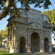 Triumphal Arch Orange France