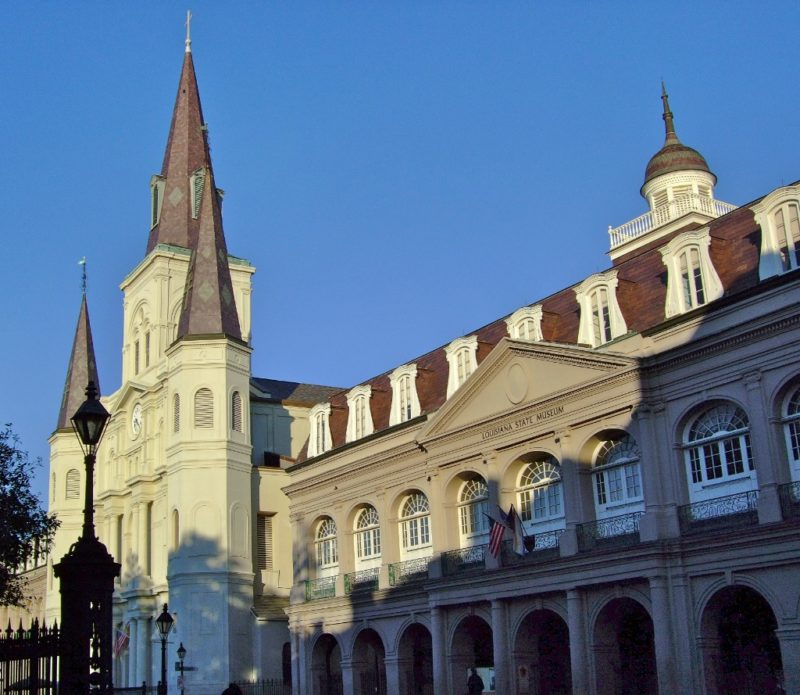Things to do in new orleans visit the presbyt re for Things to see new orleans