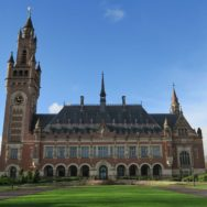 Peace Palace The Hague The Netherlands