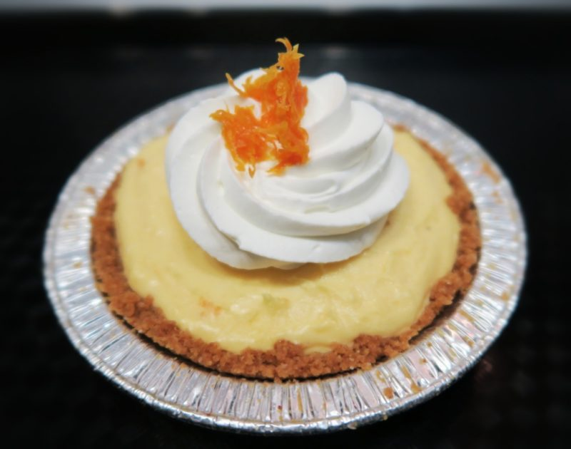 Orange Dream Pie Fry and Pie St Claude Avenue New Orleans
