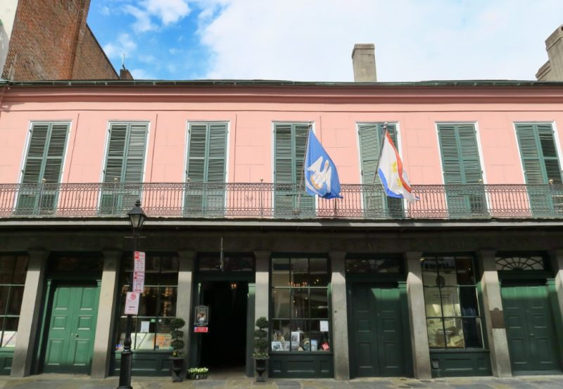 Things to do in new orleans visit the historic collection for Go to new orleans