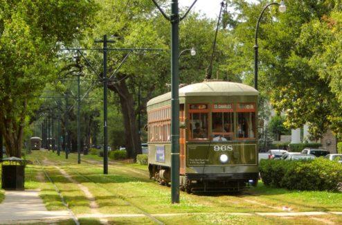 Saint Charles Avenue Line New Orleans