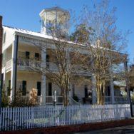 Alexandre Mouton House Lafayette
