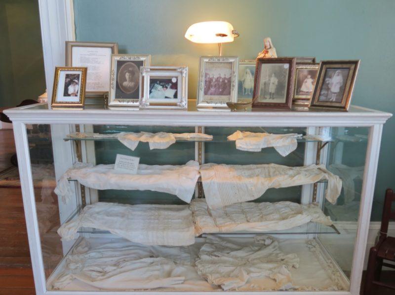 Baptismal Gowns and Photos St Joseph Plantation