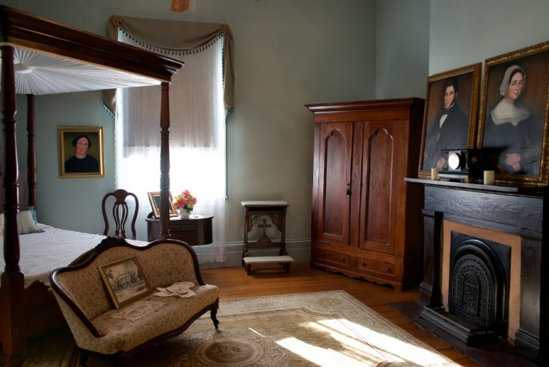 Bedroom St Joseph Plantation