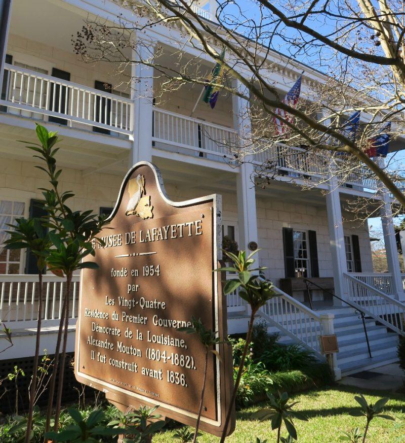 Lafayette Travel: Tour The Alexandre Mouton House